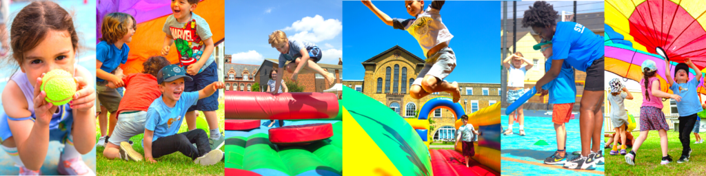 summer holiday camps London